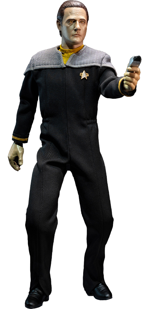 EXO-6 Lieutenant Commander Data Sixth Scale Figure