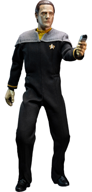 Lieutenant Commander Data Sixth Scale Figure