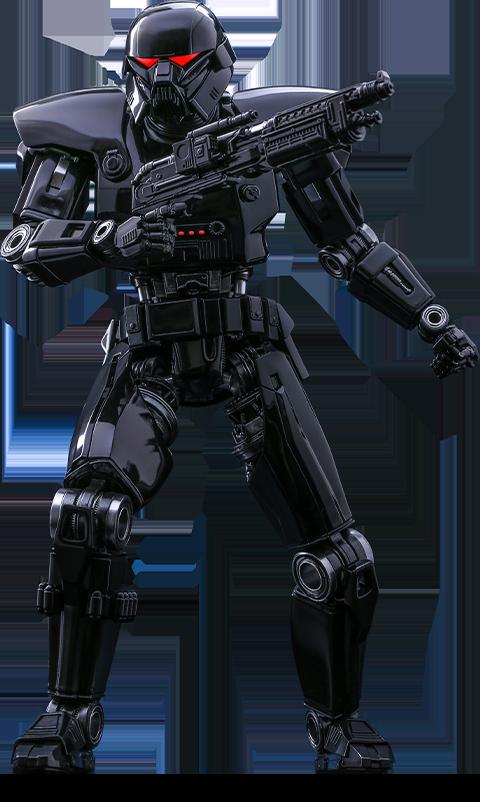 Hot Toys Dark Trooper™ Sixth Scale Figure