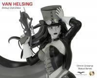 Gallery Image of Van Helsing (Black & White Version) Statue
