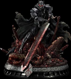 Guts Berserker Armor (Rage Edition) Statue