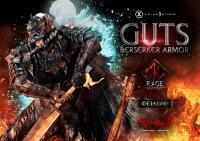 Gallery Image of Guts Berserker Armor (Rage Edition) Deluxe Version Statue