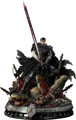 Guts Berserker Armor (Unleash Edition) Statue