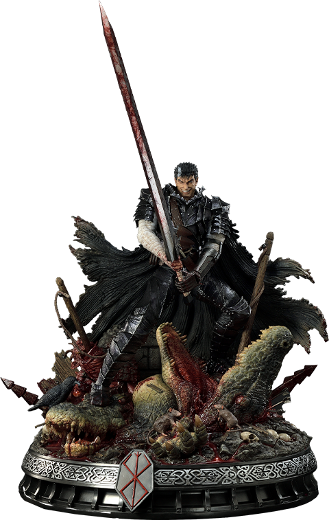 Prime 1 Studio Guts Berserker Armor (Unleash Edition) Deluxe Version Statue
