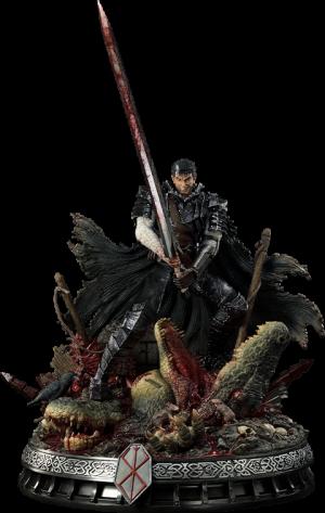 Guts Berserker Armor (Unleash Edition) Deluxe Version Statue