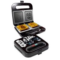 Gallery Image of Darth Vader & Stormtrooper Grilled Cheese Maker Kitchenware