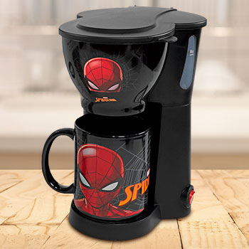 Spider-Man Single Cup Coffee with Mug Kitchenware