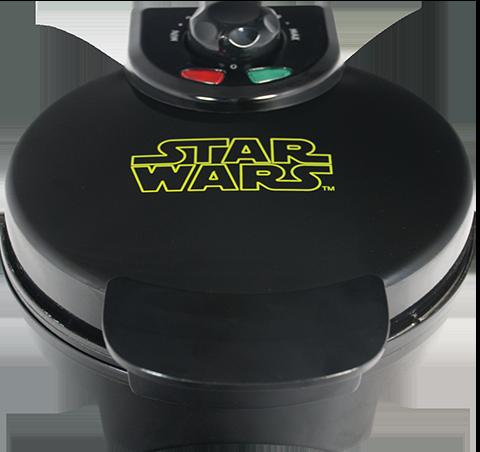 Uncanny Brands, LLC Darth Vader Waffle Maker Kitchenware