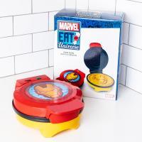Gallery Image of Iron Man Waffle Maker Kitchenware