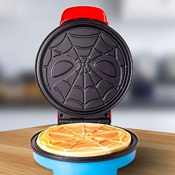 Spider-Man Waffle Maker Kitchenware