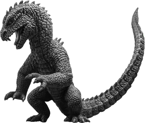 Star Ace Toys Ltd. Rhedosaurus (Mono Version) Statue