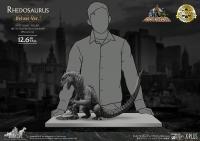 Gallery Image of Rhedosaurus (Mono Version) Deluxe Statue