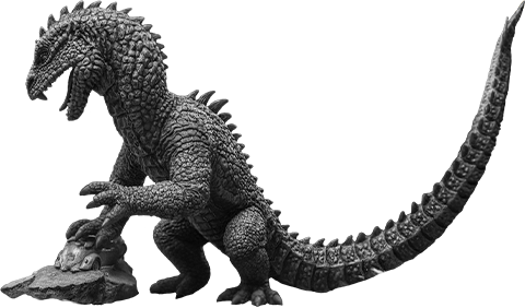 Star Ace Toys Ltd. Rhedosaurus (Mono Version) Deluxe Statue