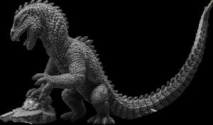 Rhedosaurus (Mono Version) Deluxe Statue