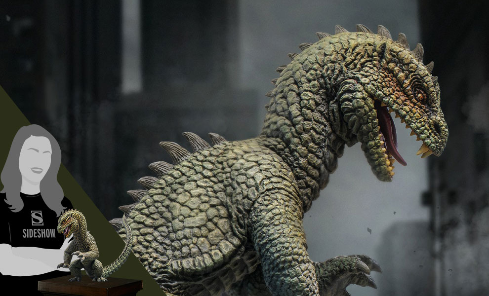 Gallery Feature Image of Rhedosaurus (Color Version) Statue - Click to open image gallery