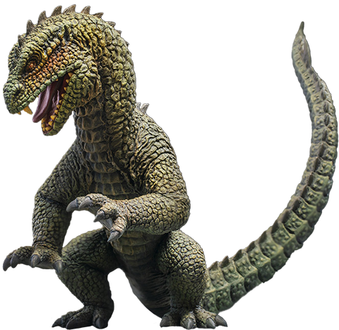 Star Ace Toys Ltd. Rhedosaurus (Color Version) Statue