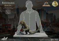 Gallery Image of Rhedosaurus (Color Version) Deluxe Statue