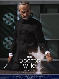 Gallery Image of The Master (Roger Delgado) Sixth Scale Figure