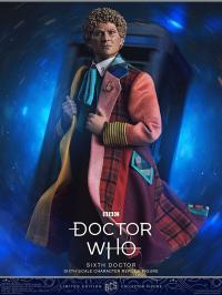 Gallery Image of Sixth Doctor Sixth Scale Figure
