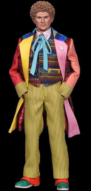 Sixth Doctor Sixth Scale Figure