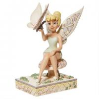 Gallery Image of Tinkerbell White Woodland Figurine