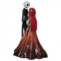 Gallery Image of Jack and Sally Couture de Force Figurine