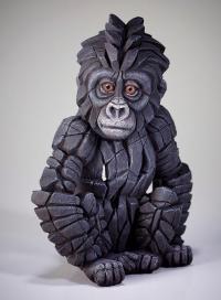 Gallery Image of Baby Gorilla Figurine