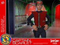 Gallery Image of Captain Scarlet Sixth Scale Figure