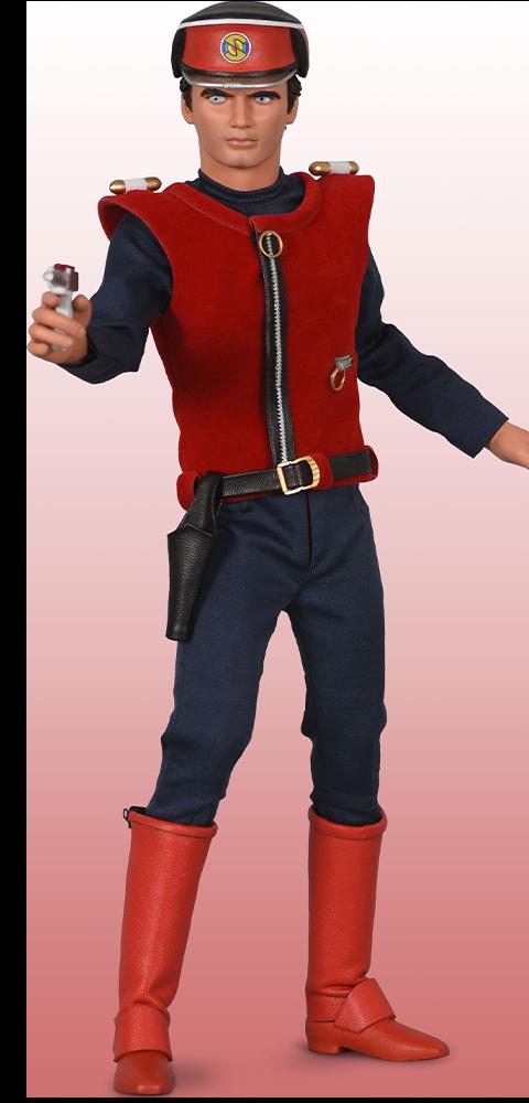 BIG Chief Studios Captain Scarlet Sixth Scale Figure