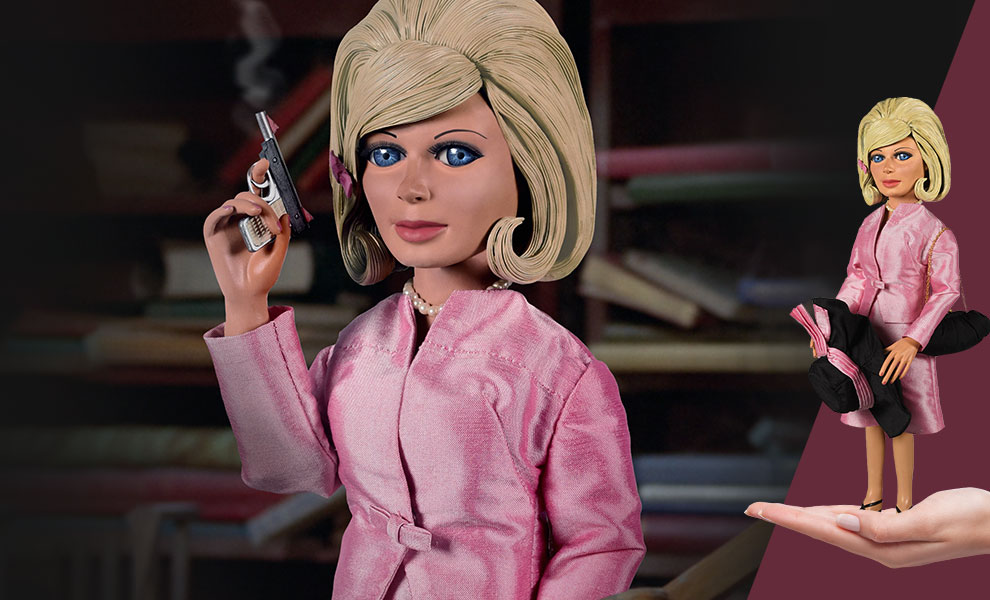 Gallery Feature Image of Lady Penelope Figure - Click to open image gallery