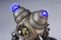 Gallery Image of Spaceship Picoras K-6 (Blue Lights) Statue