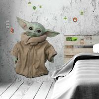 Gallery Image of The Child Wall Decal Decal