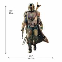 Gallery Image of The Mandalorian Wall Decal Decal