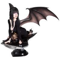 Gallery Image of Elvira Masterpiece Statue