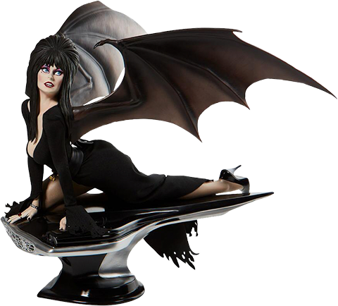 Enesco, LLC Elvira Masterpiece Statue