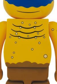 Gallery Image of Be@rbrick Simpsons Cyclops 1000% Bearbrick
