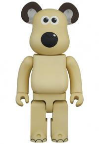 Gallery Image of Be@rbrick Gromit 100% and 400% Bearbrick