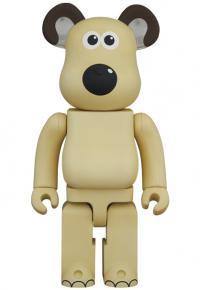 Gallery Image of Be@rbrick Gromit 1000% Bearbrick