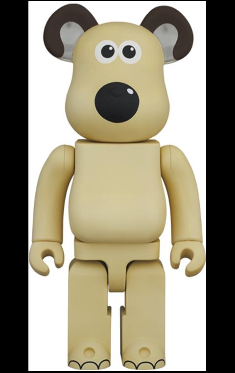 Medicom Toy Be@rbrick Gromit 1000% Bearbrick