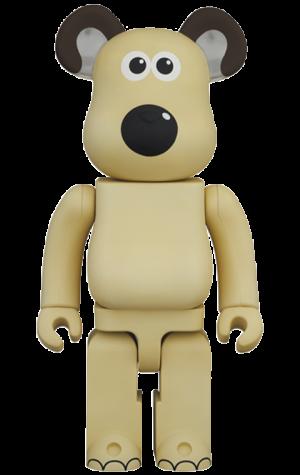 Be@rbrick Gromit 1000% Bearbrick
