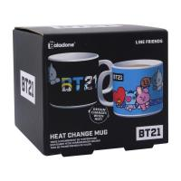 Gallery Image of BT21 Heat Change Mug Mug