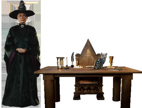 Star Ace Toys Ltd. Minerva McGonagall (Deluxe Version) Sixth Scale Figure