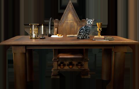 Star Ace Toys Ltd. Minerva McGonagall (Desk Pack) Sixth Scale Figure Accessory