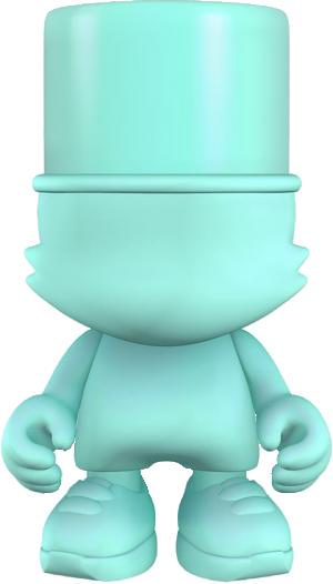 Seafoam UberKranky Designer Collectible Toy