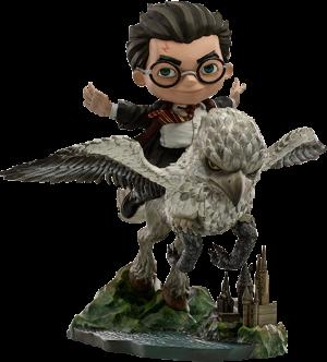 Harry Potter & Buckbeak Mini Co. Collectible Figure