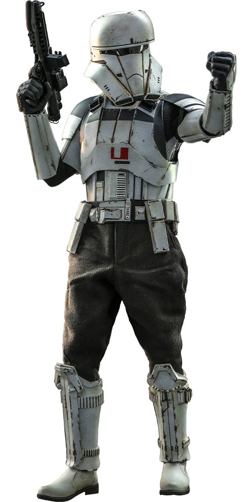 Hot Toys Assault Tank Commander Sixth Scale Figure