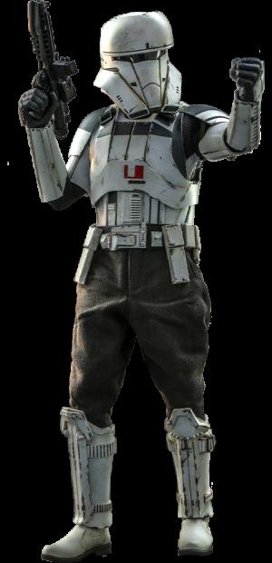 Assault Tank Commander Sixth Scale Figure