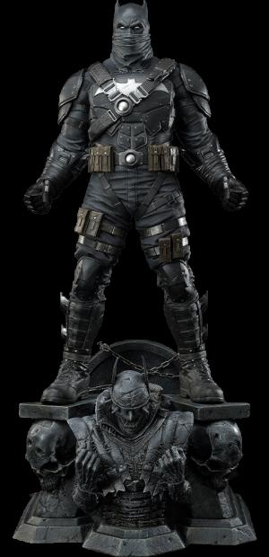 The Grim Knight Statue