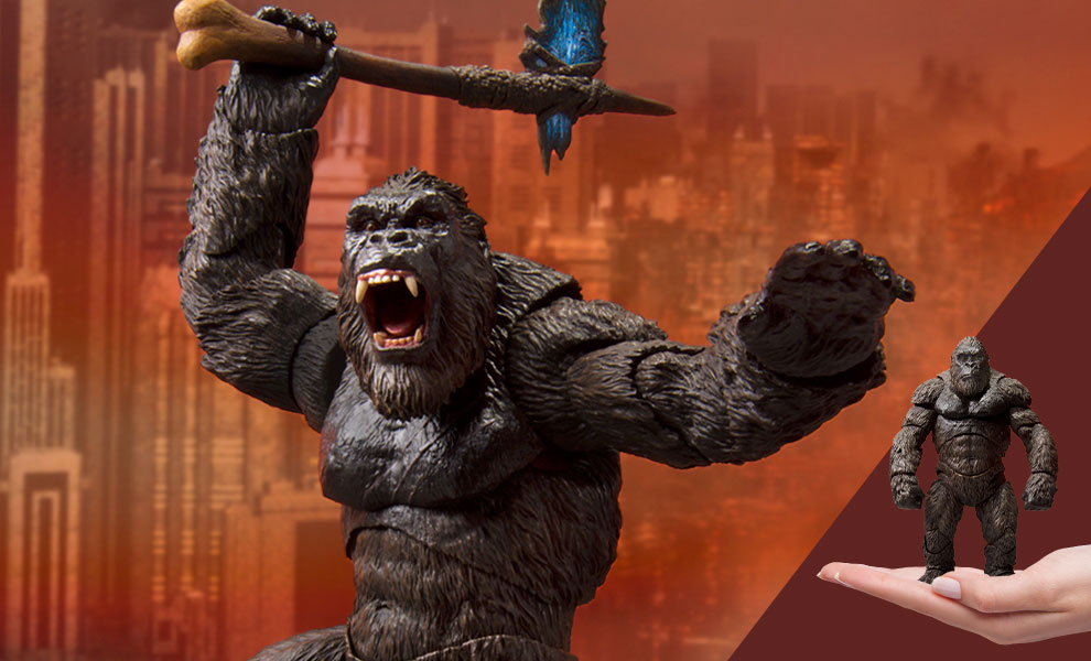 Gallery Feature Image of Kong Collectible Figure - Click to open image gallery