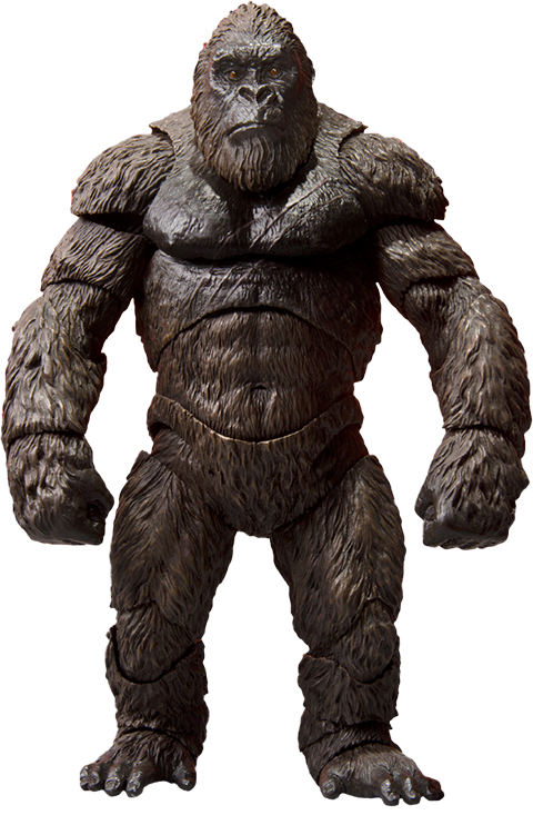 Bandai Kong Collectible Figure